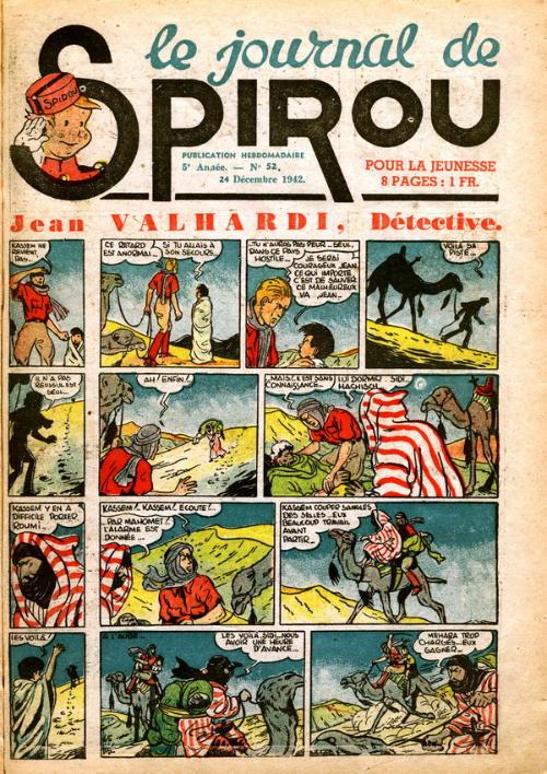 Le journal de Spirou 245