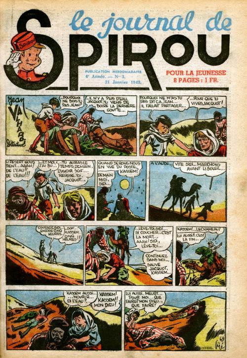 Le journal de Spirou 249