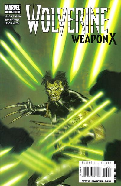 Wolverine - Weapon X 2 - The Adamantium Men, Part 2 of 5