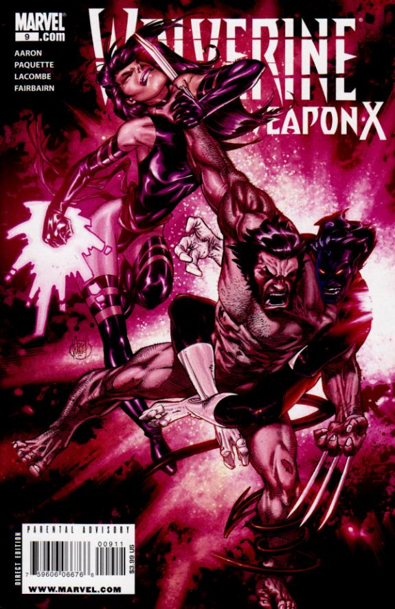 Wolverine - Weapon X 9 - Insane in the Brain, Conclusion