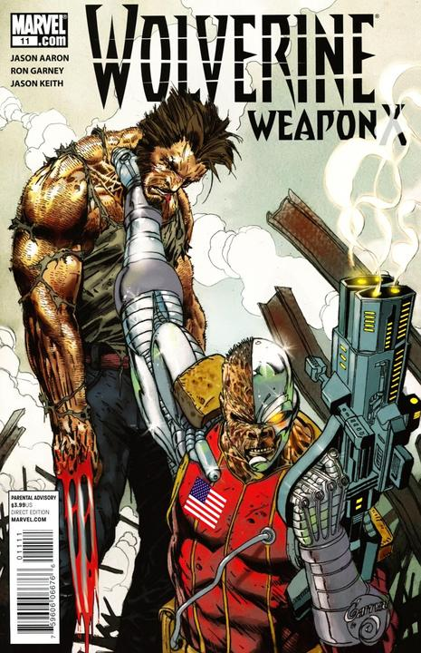 Wolverine - Weapon X 11 - Tomorrow Dies Today, Part 1
