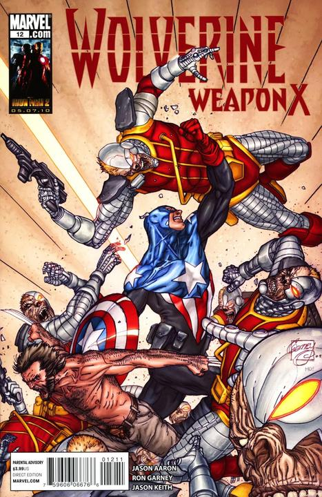 Wolverine - Weapon X 12 - Tomorrow Dies Today, Part 2
