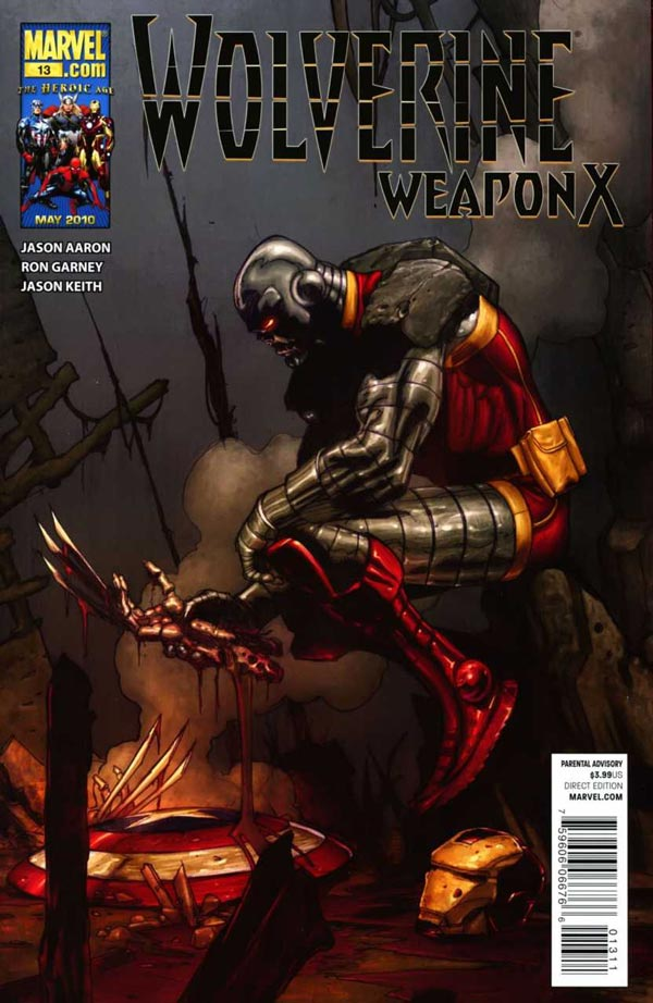 Wolverine - Weapon X 13 - Tomorrow Dies Today, Part 3