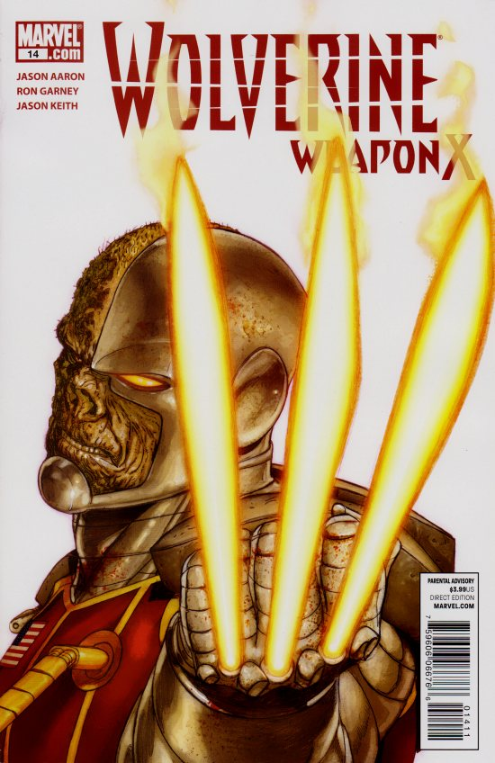 Wolverine - Weapon X 14 - Tomorrow Dies Today, Part 4