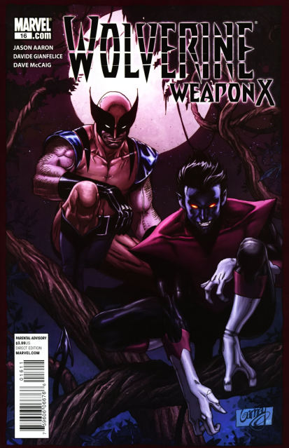 Wolverine - Weapon X 16 - The End of the Beginning