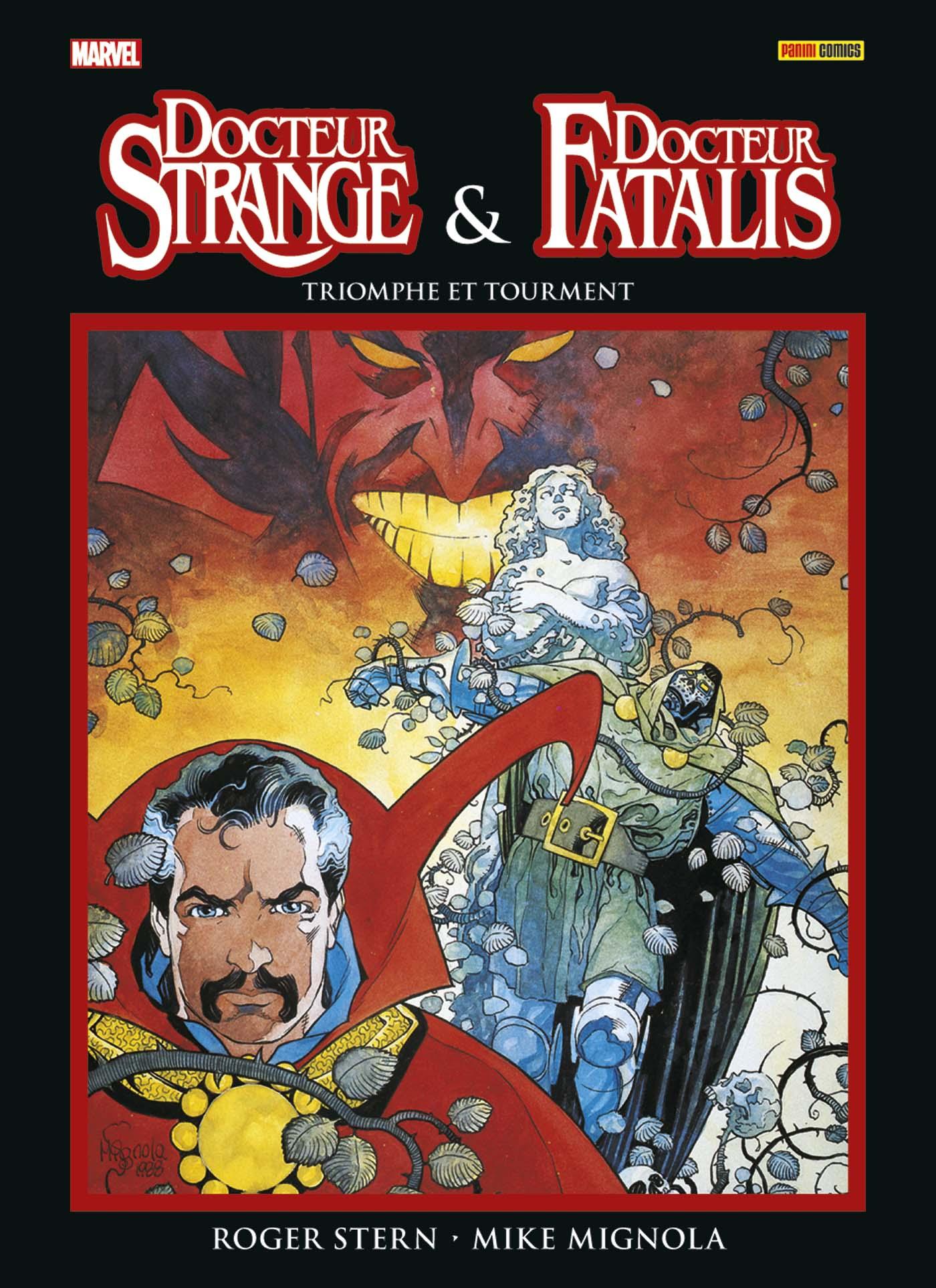 Docteur Strange & Docteur Fatalis - Triomphe & tourment 1 - DOCTEUR STRANGE & DOCTEUR FATALIS – TRIOMPHE & TOURMENT