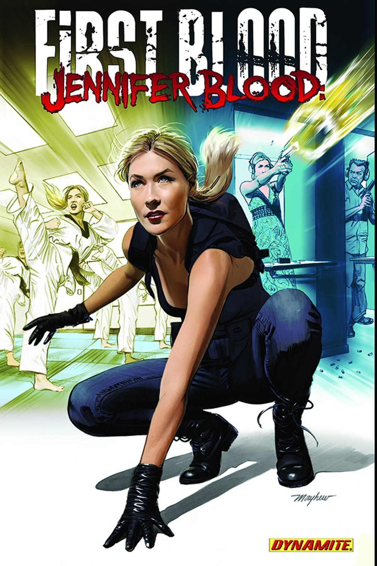 Jennifer Blood - First Blood 1 - First Blood