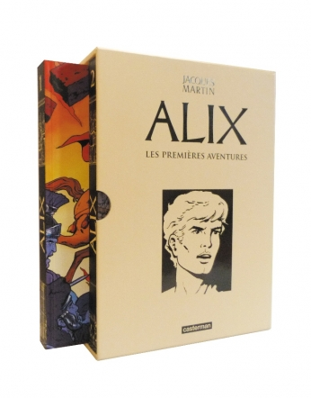 Alix 1 - Les premieres aventures