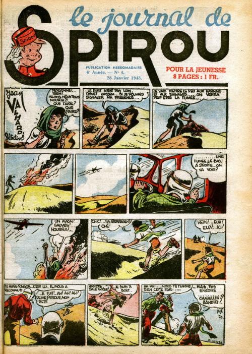Le journal de Spirou 250