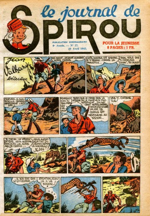 Le journal de Spirou 263