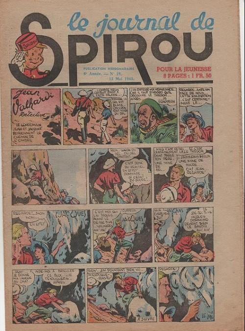 Le journal de Spirou 265