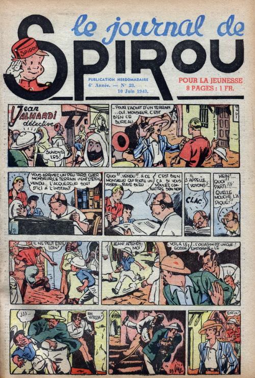 Le journal de Spirou 269