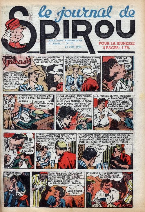 Le journal de Spirou 271