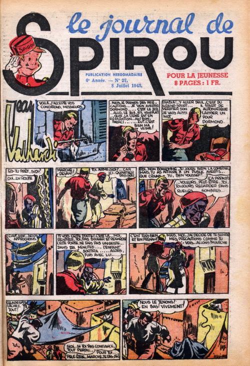 Le journal de Spirou 273