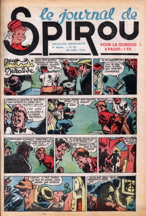 Le journal de Spirou 276