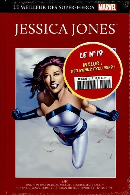 Le Meilleur des Super-Héros Marvel 19 - Jessica Jones