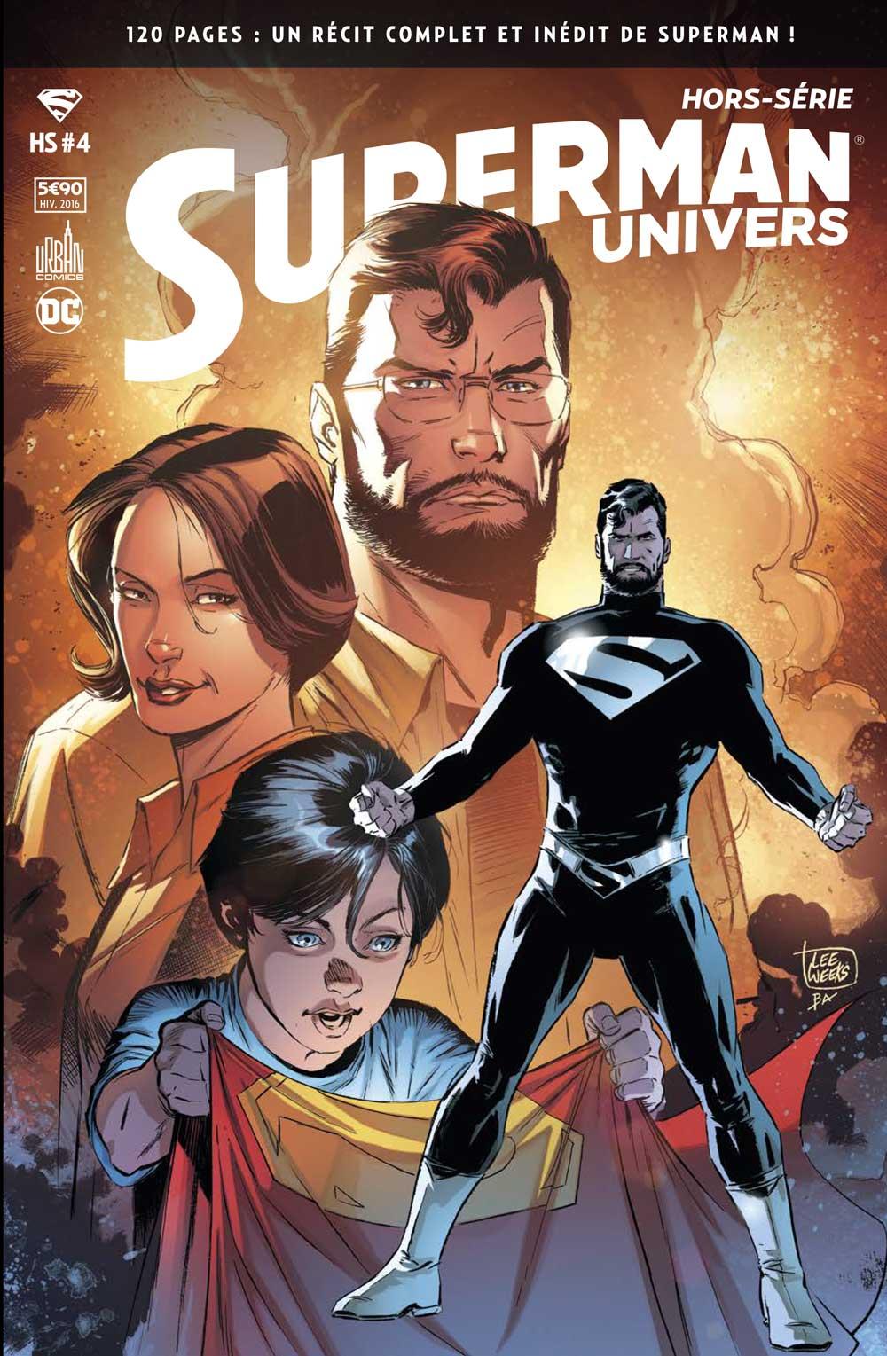 Superman Univers Hors-Série 4 - Lois & Clark