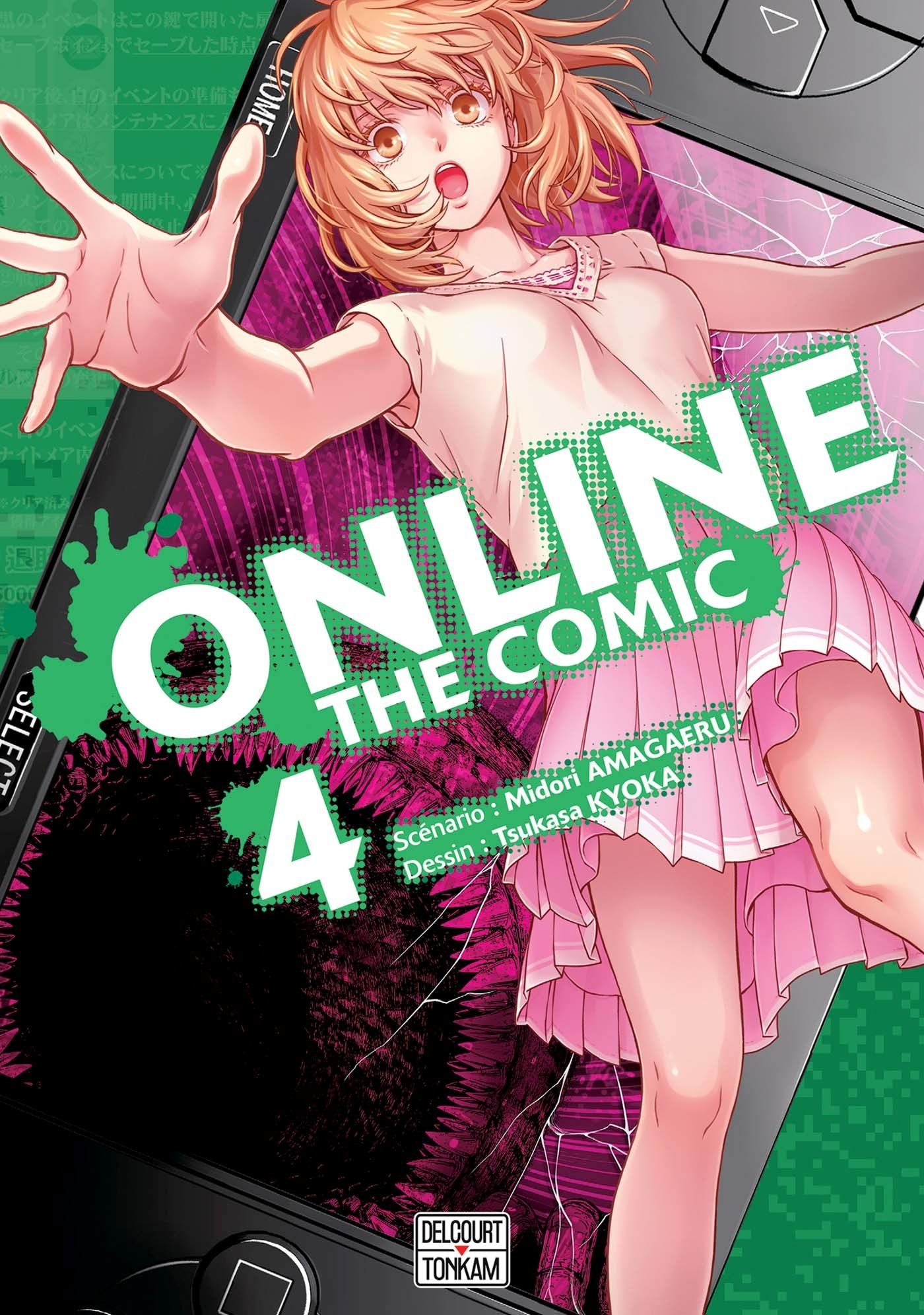 Online The comic 4