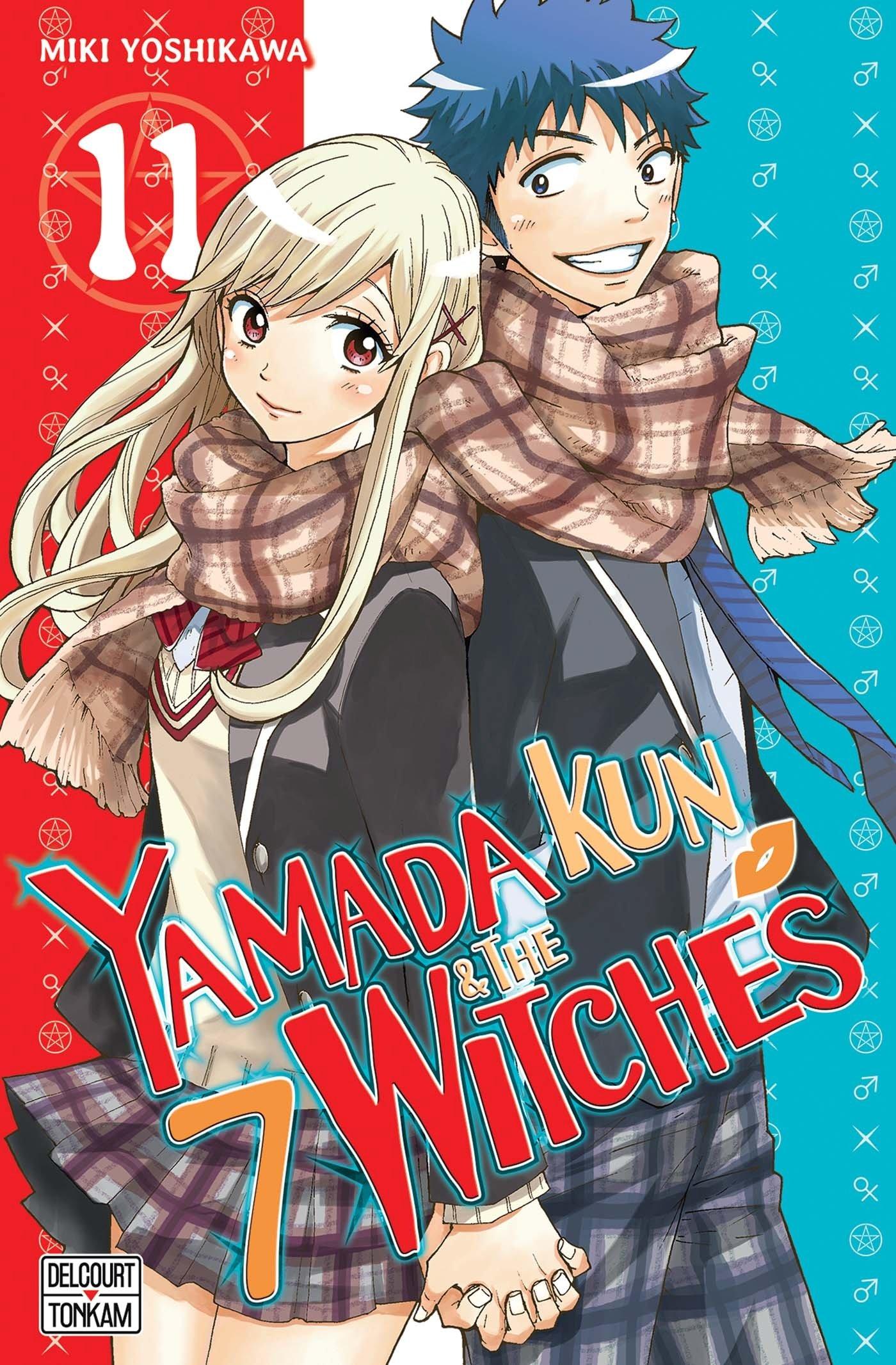 Yamada kun & The 7 Witches 11