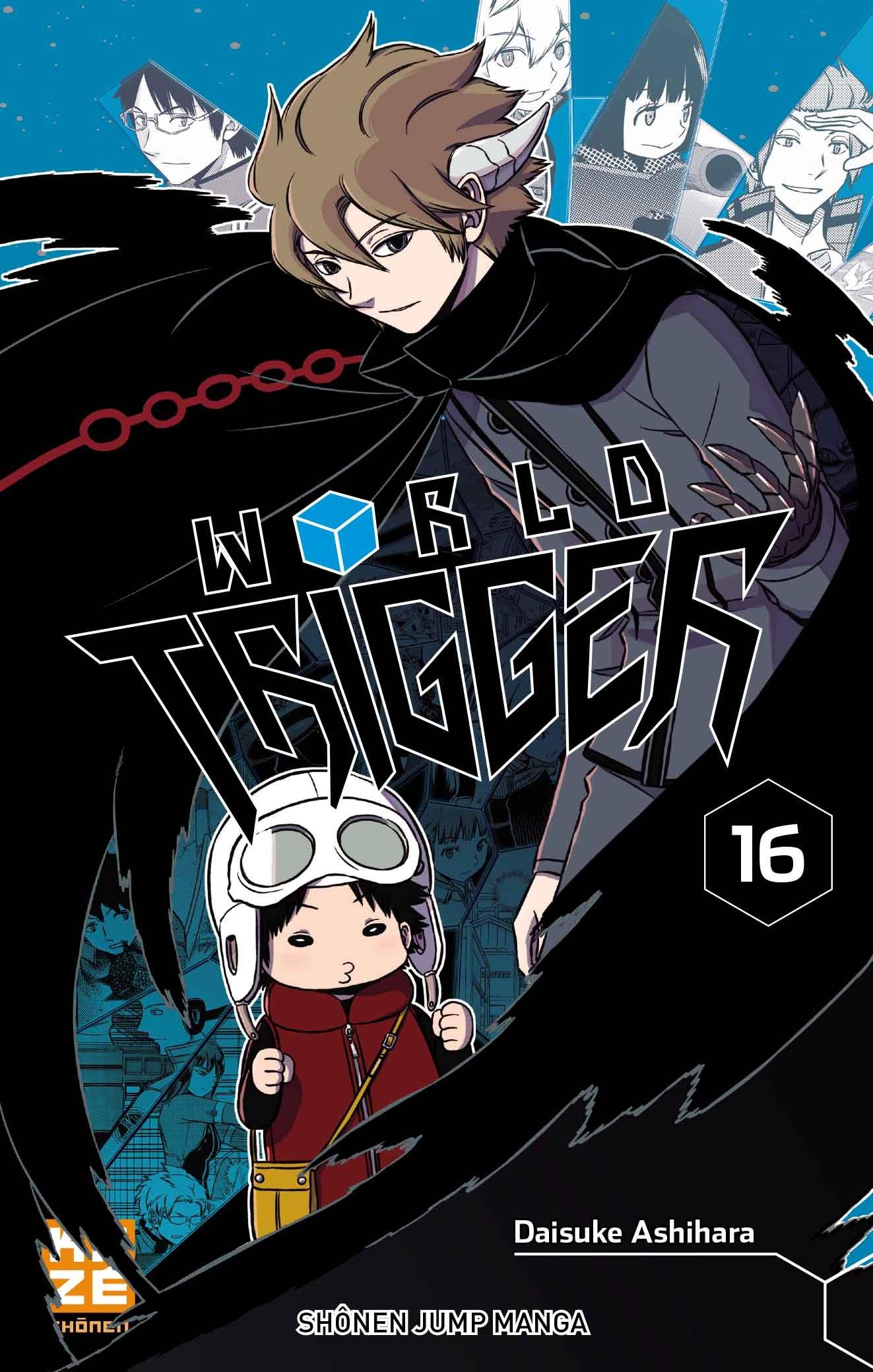 World Trigger 16