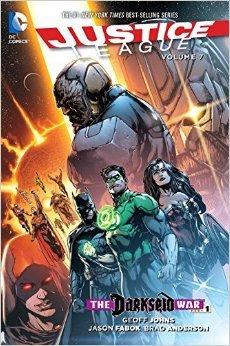 Justice League 7 - The Darkseid War - Part 1