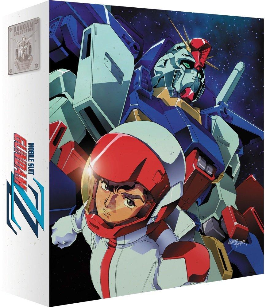 Mobile Suit Gundam ZZ 1