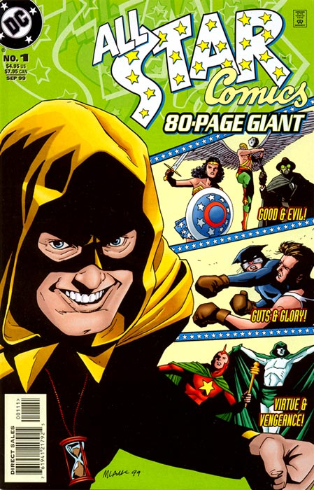 All-Star Comics 80-Page Giant 1