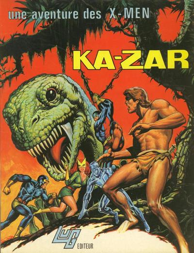 Une Aventure des X-Men 1 - Ka-Zar
