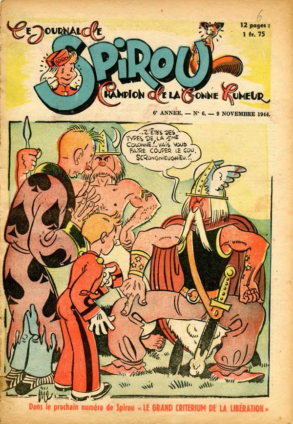 Le journal de Spirou 343