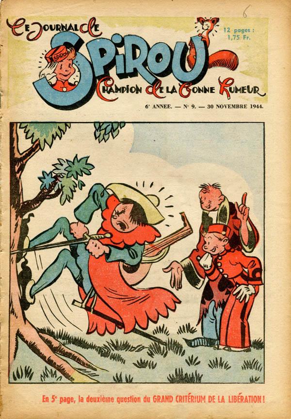 Le journal de Spirou 346