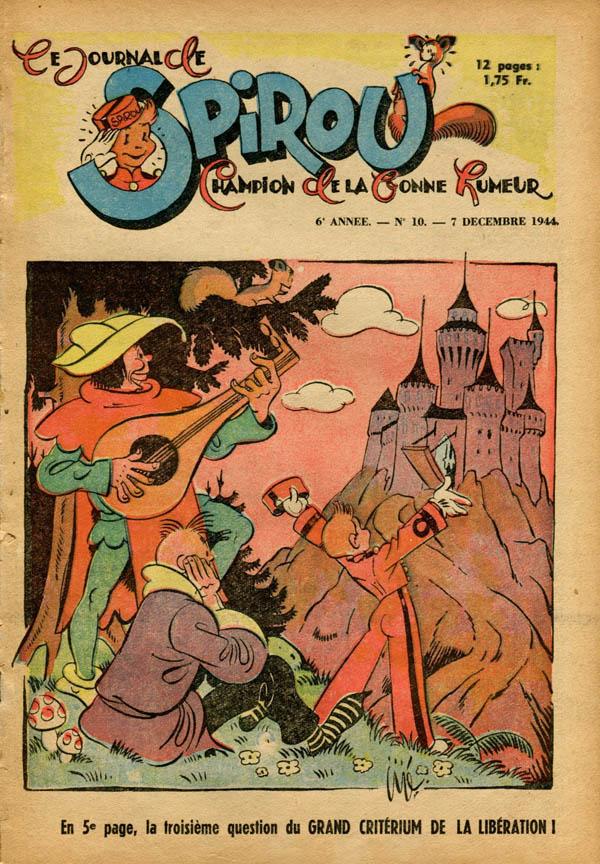 Le journal de Spirou 347