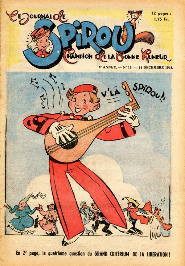 Le journal de Spirou 348