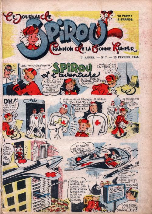 Le journal de Spirou 357