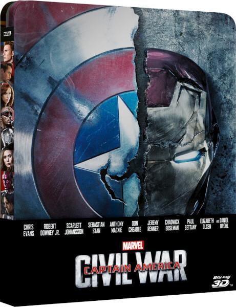 Captain America: Civil War 0