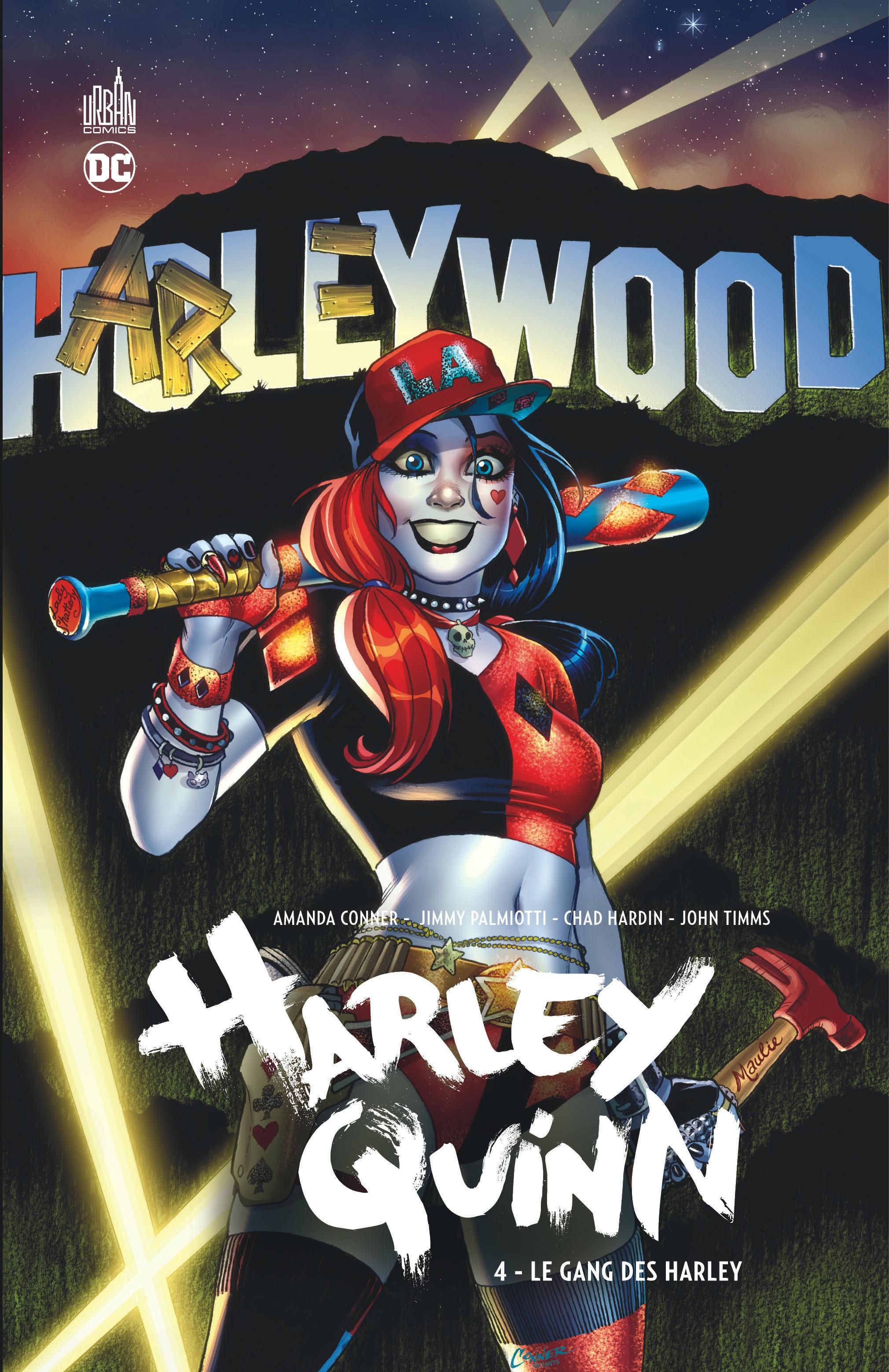 Harley Quinn 4 - Le gang des Harley