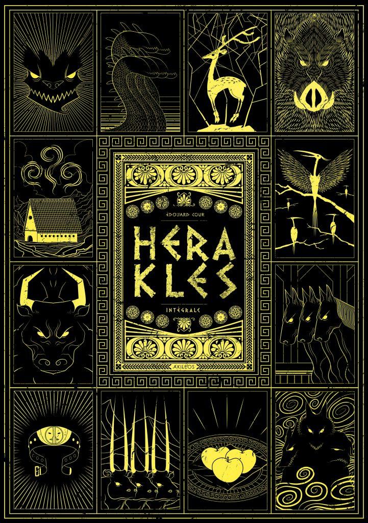 Herakles 1 - Herakles – Intégrale