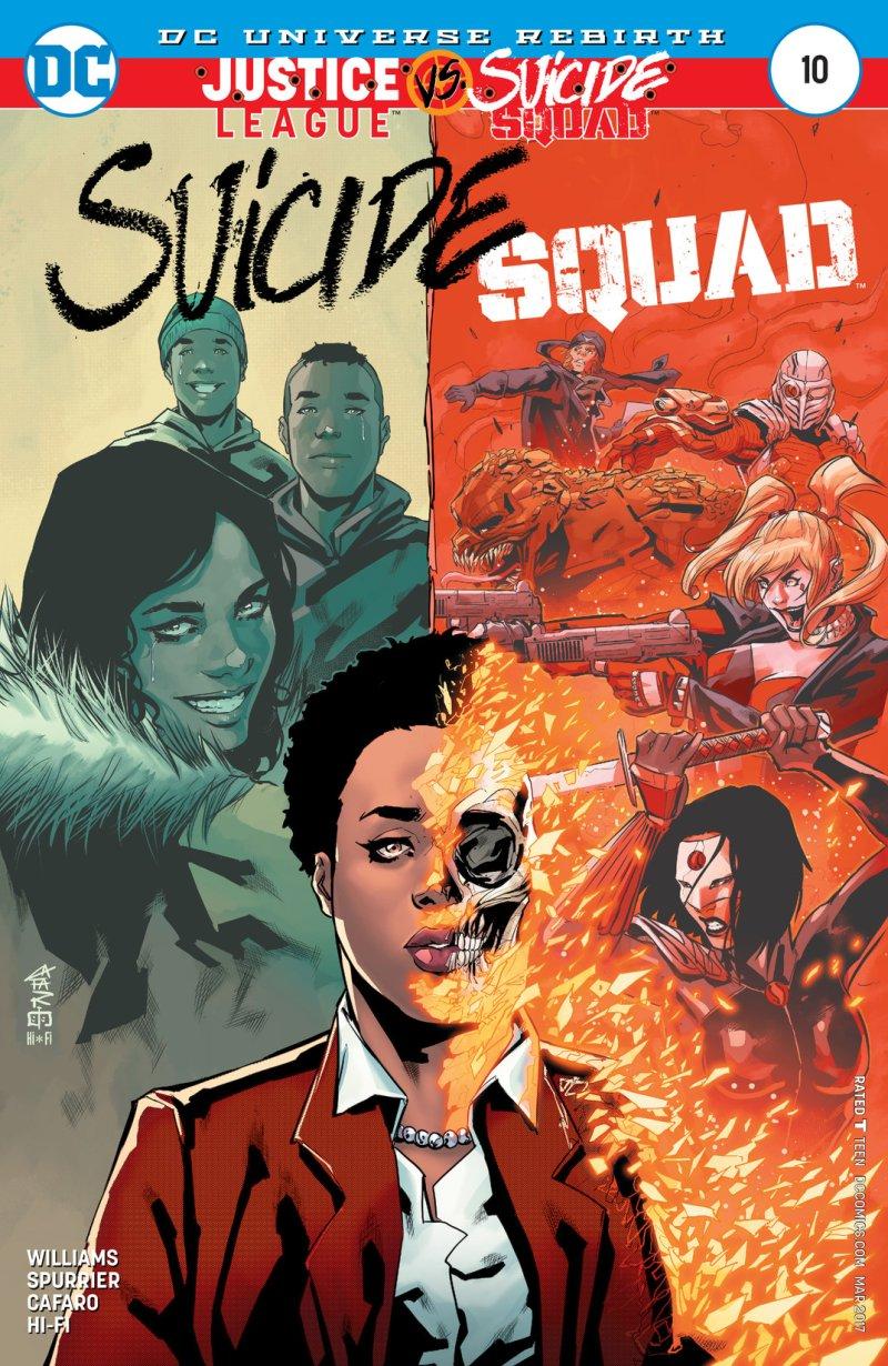 Suicide Squad 10 - Justice League Vs. Suicide Squad - Epilogue: The Cost