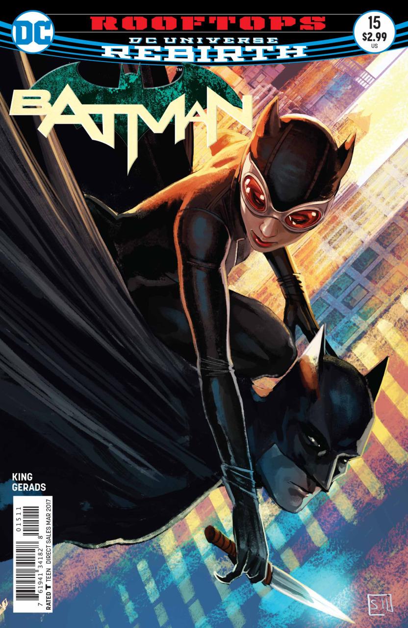 Batman 15 - Rooftops, part 2 of 2