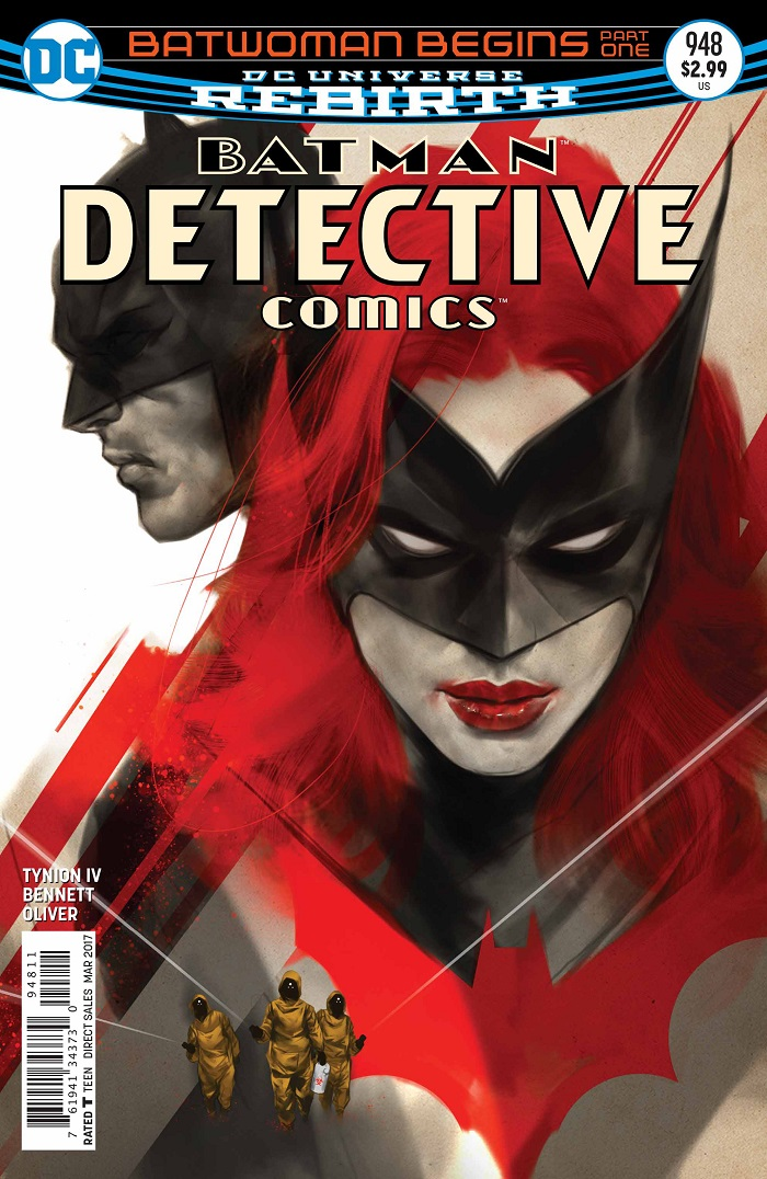 Batman - Detective Comics 948 - Batwoman begins - Part 1
