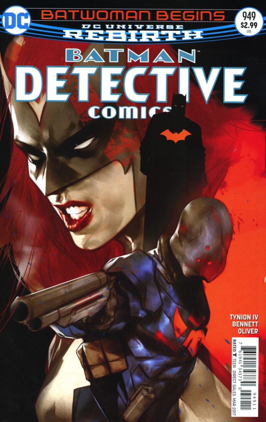 Batman - Detective Comics 949 - Batwoman begins - Part 2