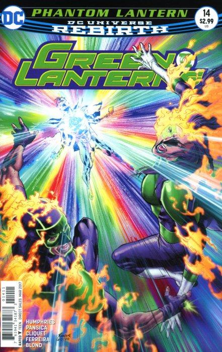 Green Lanterns 14 - The Phantom Lantern - Conclusion