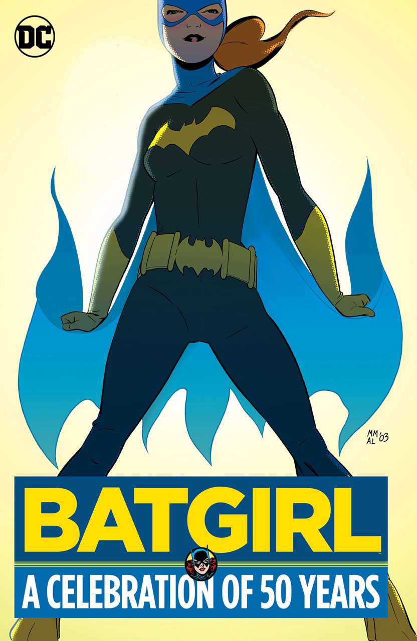 Batgirl - A Celebration of 50 Years 1 - A Celebration of 50 Years