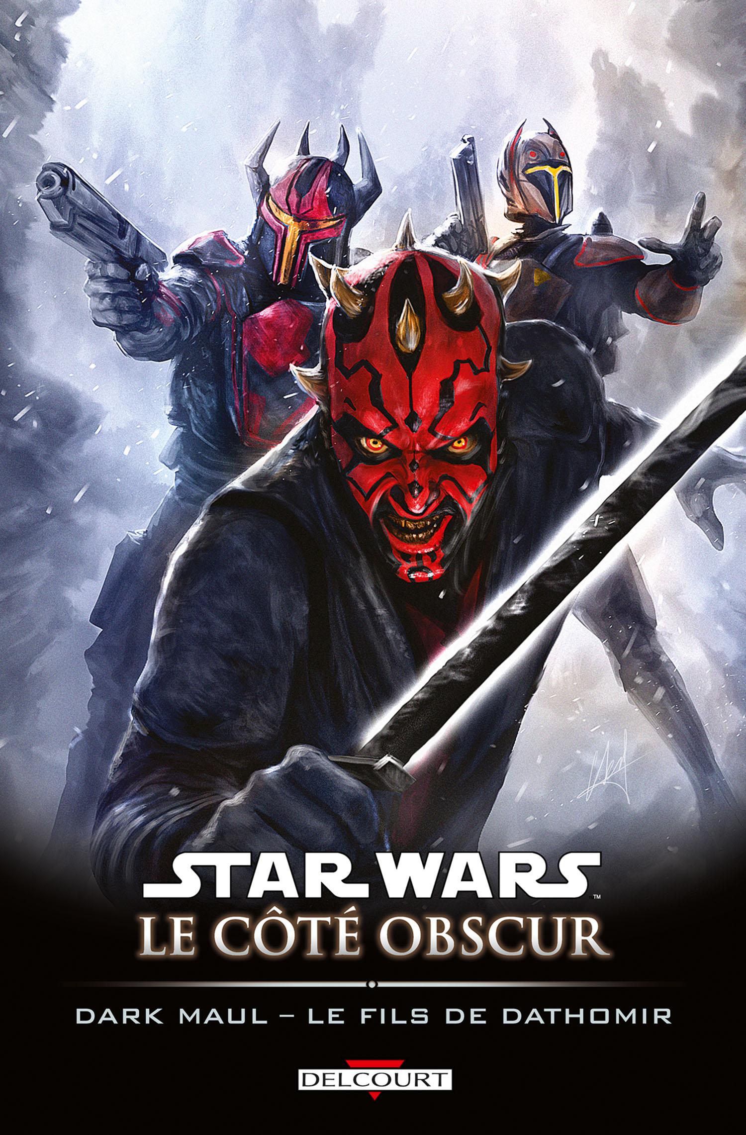 Star Wars - Le Côté obscur 15 - Dark Maul - Le Fils de Dathomir