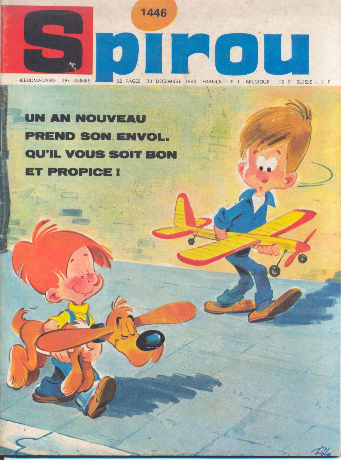 Le journal de Spirou 1446
