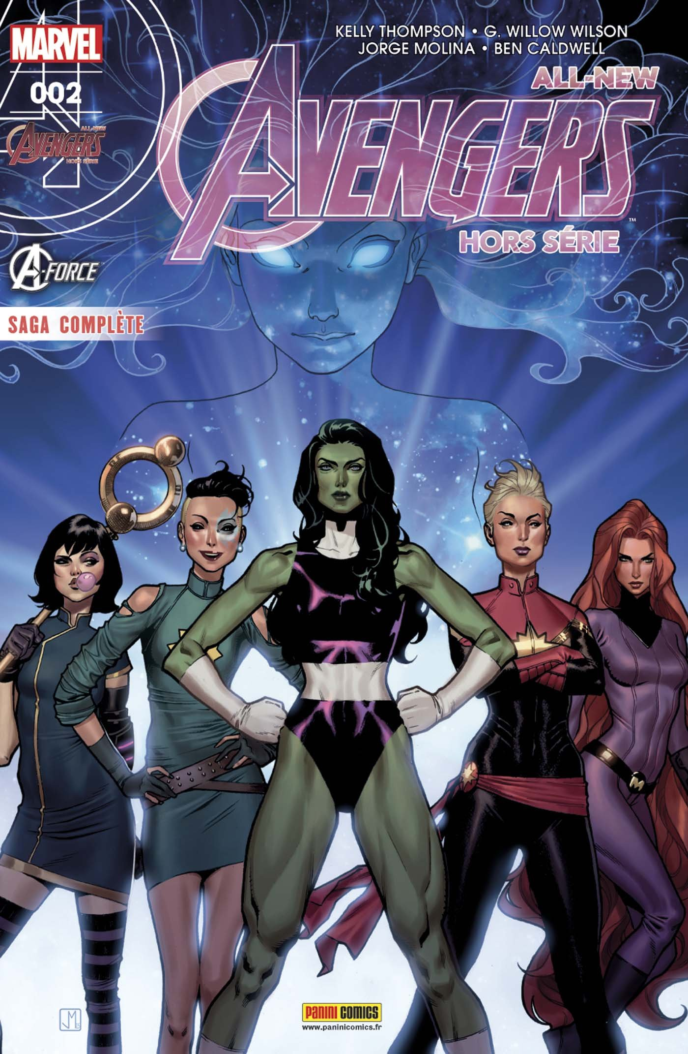 All-New Avengers Hors Série 2 - A-FORCE