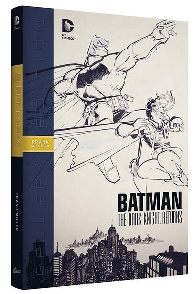 Batman - The Dark Knight Returns 1 - The dark knight return gallery edition