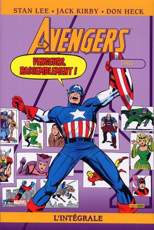 Avengers 1965 - 1965 - Réédition 2010