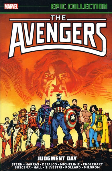 Avengers 17 - Judgement Day