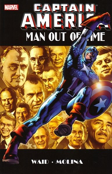 Captain America - Un Homme Hors du Temps 1 - Captain America: Man Out of Time