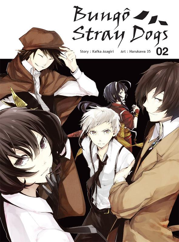 Bungô Stray Dogs 2